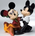Disney Showcase 4022358 Mickey and Minnie Tango