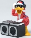 Disney Showcase 4026100 Urban DJ Donald