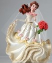 Disney Showcase 4045444 Belle Wedding Figurine