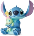 Disney Showcase 6002187 Stitch With Doll