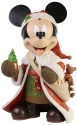 Disney Showcase 6003771N Big Santa Mickey Figurine