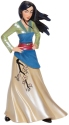 Disney Showcase 6007187 Mulan Couture de Force Figurine