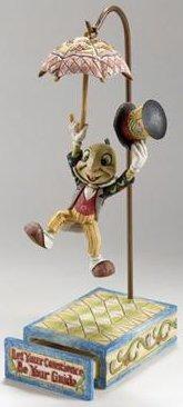 Jim Shore Disney 4005219 Jiminy Cricket