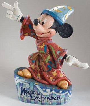 Jim Shore Disney 4005224 as Sorcerer