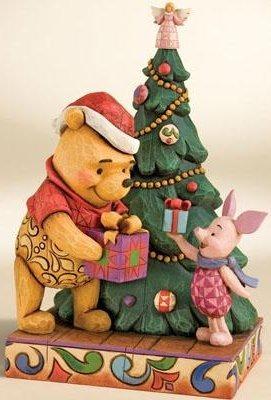 Jim Shore Disney 4008066 Pooh and Piglet