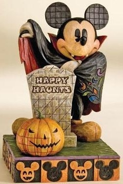 Jim Shore Disney 4008069 as Vampire