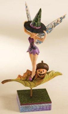 Jim Shore Disney 4008071 Halloween Tinkerbell