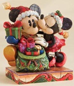 Jim Shore Disney 4009120 Kiss