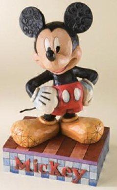Jim Shore Disney 4009262 Mickey Mouse