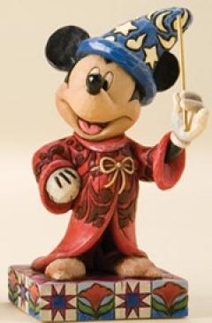 Jim Shore Disney 4010023 Sorcerer Mickey