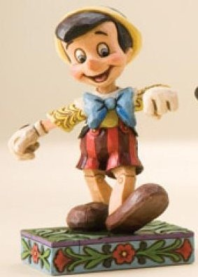 Jim Shore Disney 4010027 Pinocchio