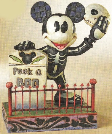 Jim Shore Disney 4011043 as Skeleton