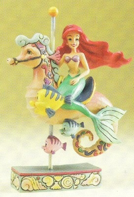 Jim Shore Disney 4011742 Princess of the Sea