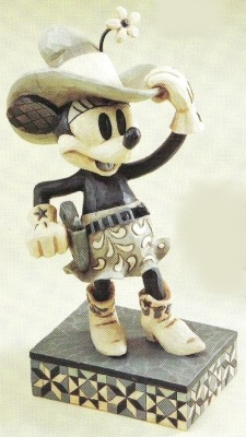 Jim Shore Disney 4011750 Vintage Mickey
