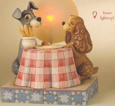 Jim Shore Disney 4013252 A Moonlit Romance