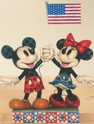 Jim Shore Disney 4013254 Goodwill Ambassadors Figurine