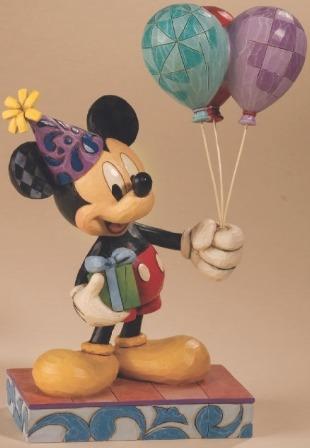 Jim Shore Disney 4013255 Cheerful Celebration