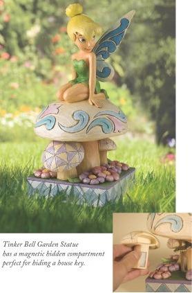 Jim Shore Disney 4013260 Tink Garden Statue Garden Statue