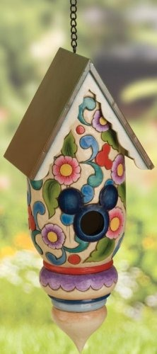 Jim Shore Disney 4013263 Mickey Birdhouse