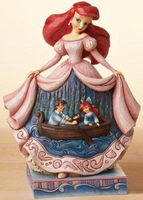 Jim Shore Disney 4015334 Ariel