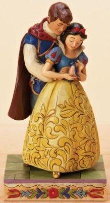 Jim Shore Disney 4015341 Snow White & Prince