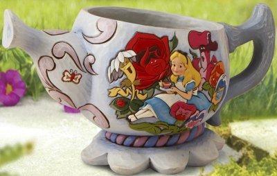 Jim Shore Disney 4016539 Alice in Wonderland