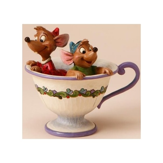 Disney Traditions by Jim Shore 4016557 Tea For Two