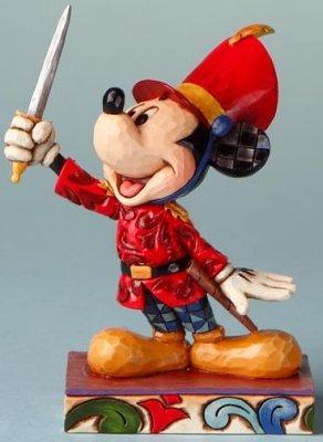 Jim Shore Disney 4016559 As Nutcracker