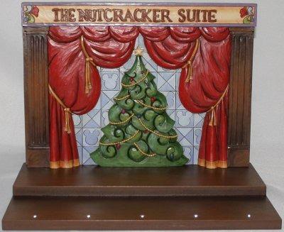 Jim Shore Disney 4016564 Nutcracker Suite Display