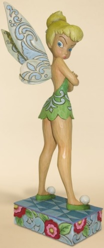 Jim Shore Disney 4020787 Pouty Tink