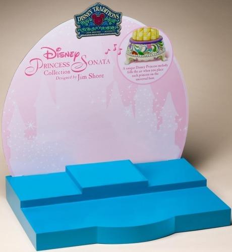 Disney Traditions by Jim Shore 4020796 Princess Displayer