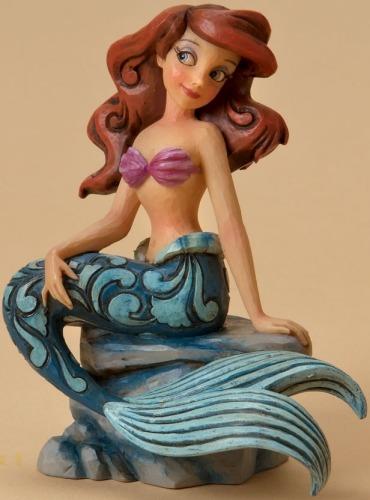 Jim Shore Disney 4023530 Ariel Splash of Fun