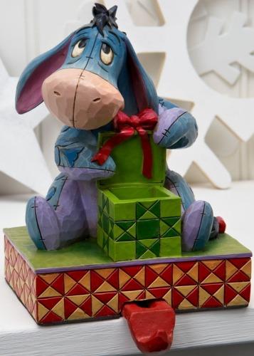 Jim Shore Disney 4023539 Gift of the Season