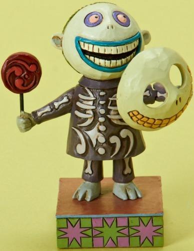 Jim Shore Disney 4023551 Mask of Ghoulish Delight