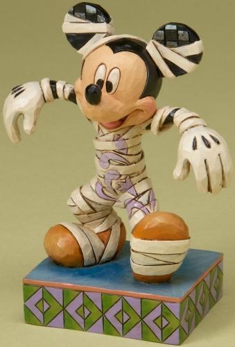 Jim Shore Disney 4023553 Mickey Mummy