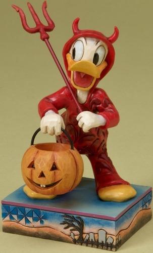 Jim Shore Disney 4023554 Devil Donald