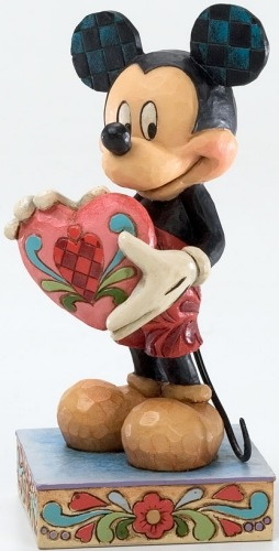 Jim Shore Disney 4026084 A Gift of Love