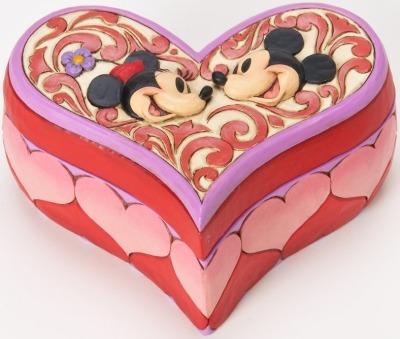 Jim Shore Disney 4026089 Love Keeper