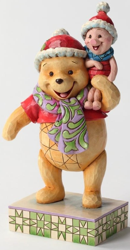 Jim Shore Disney 4027920 Forever Friends Figurine