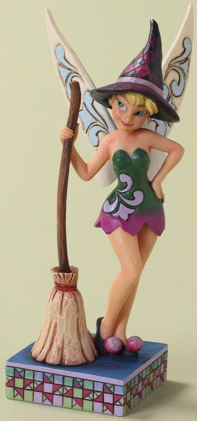 Jim Shore Disney 4027943 Tiny Enchantress Figurine