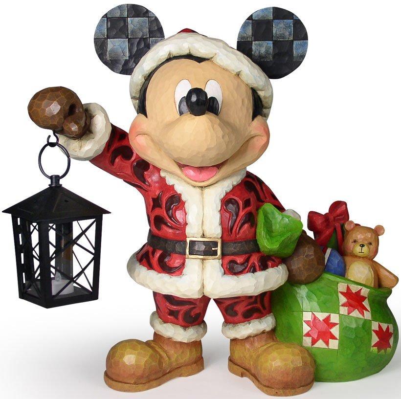 Jim Shore Disney 4027944 Spirit of Christmas Figurine
