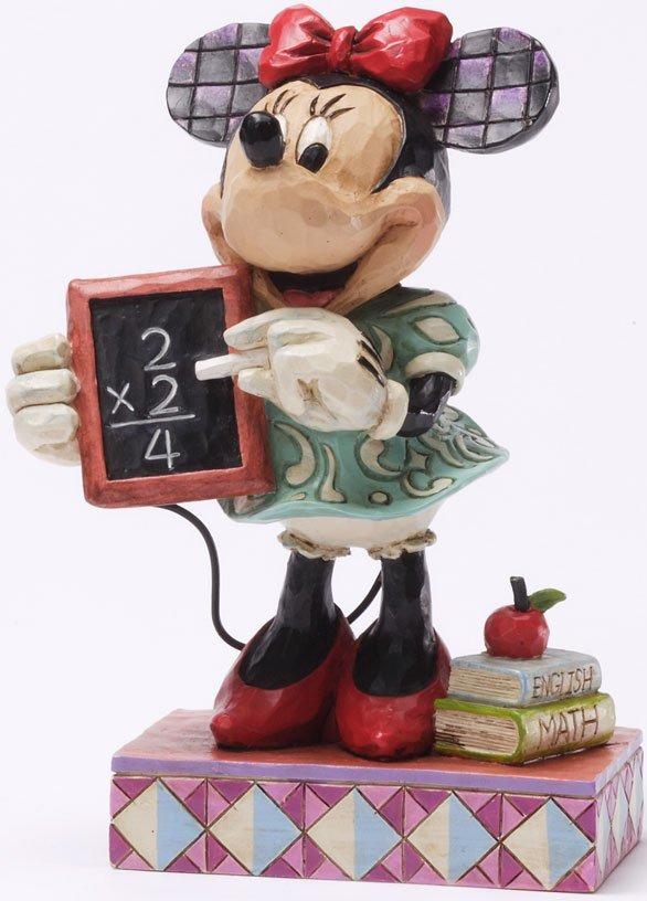 Jim Shore Disney 4031470 Top of the Class Figurine