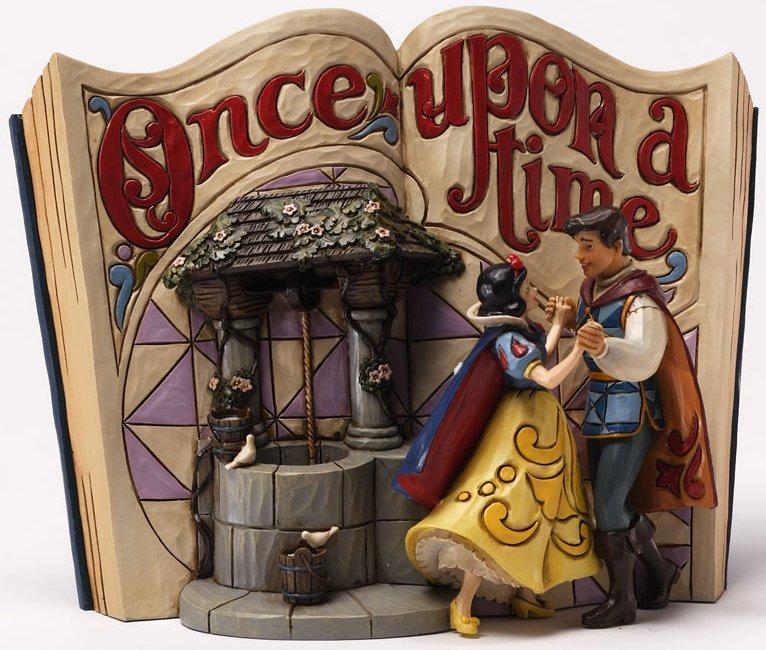 Jim Shore Disney 4031481 Storybook Snow White