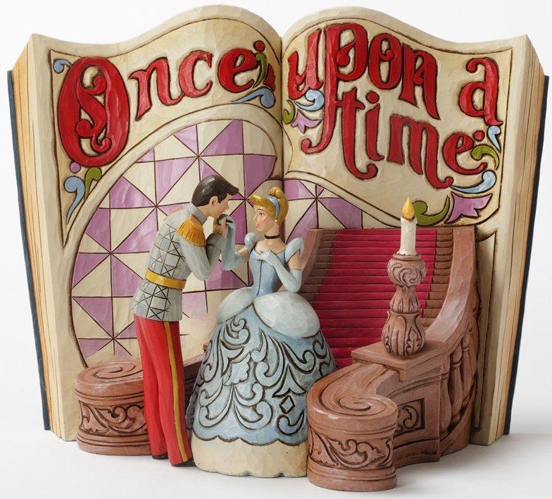 Jim Shore Disney 4031482 Storybook Cinderella