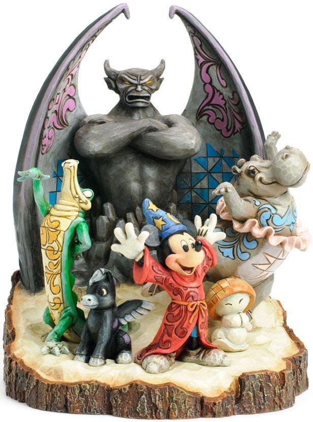 Jim Shore Disney 4031486 Fantasia Symphony Figurine