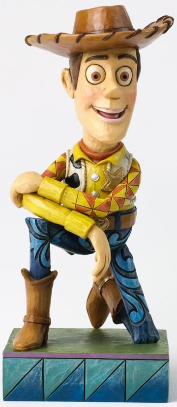 Jim Shore Disney 4031490 Howdy Partner Figurine