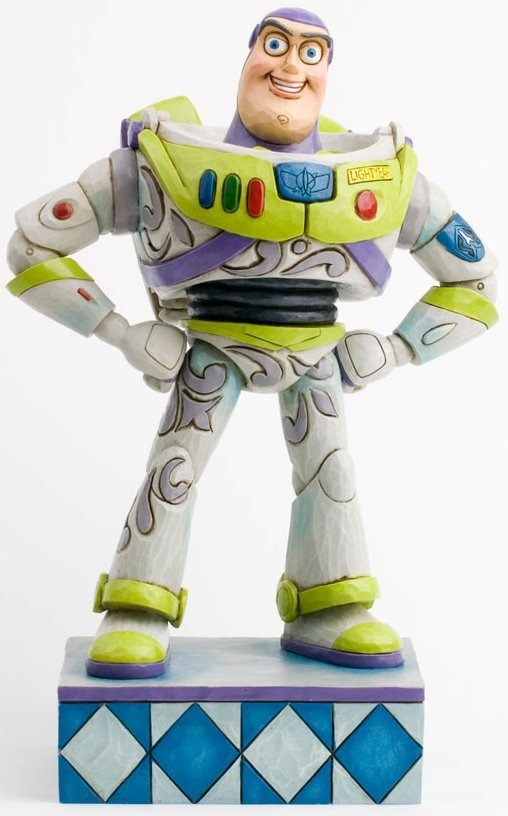 Disney Traditions by Jim Shore 4031491 To Infinity and Beyond Figurine