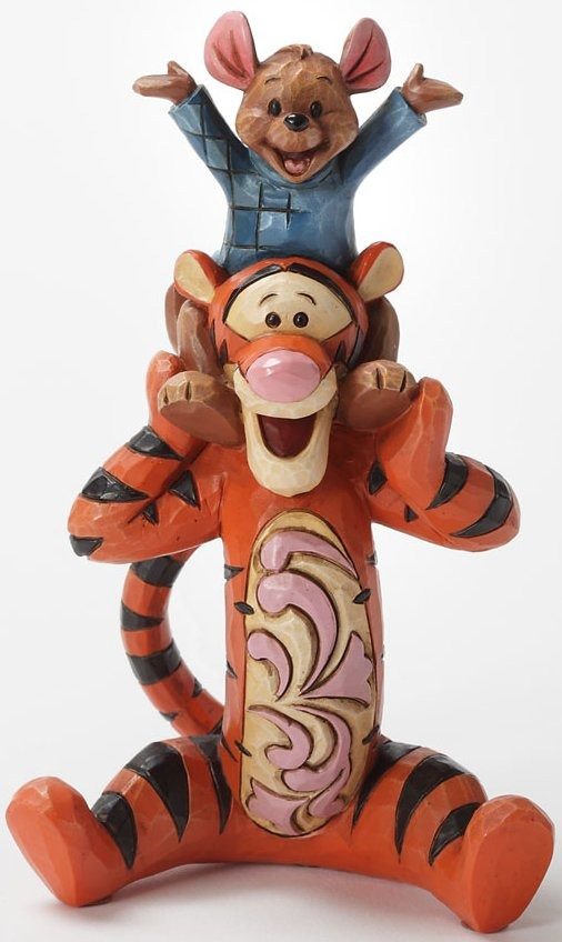 Jim Shore Disney 4032859 Tigger and Roo