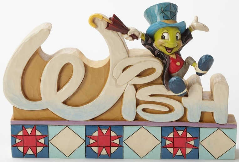 Jim Shore Disney 4032892 Jiminy Cricket
