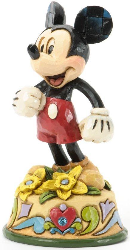 Jim Shore Disney 4033960 Mickey March